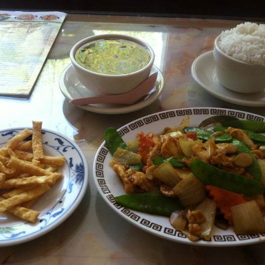 Chinese Restaurant Del Ray Alexandria