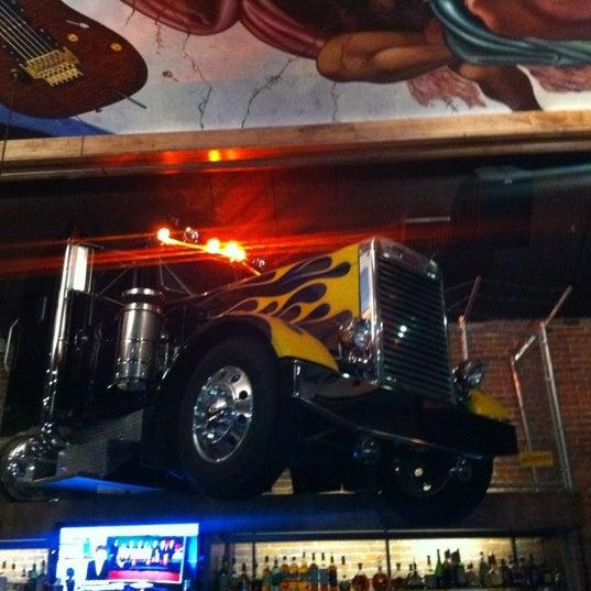 Photo taken at Pizza Rock by Jason B. on 11/23/2011