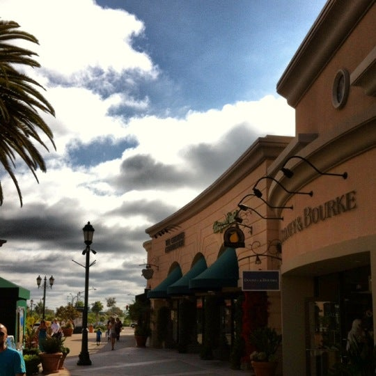 Photo taken at Carlsbad Premium Outlets by H Alghanim on 7/17/2012