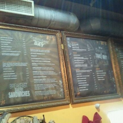Photo taken at LA Café by Marty C. on 12/23/2011