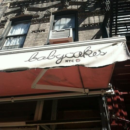 Photo taken at Erin McKenna's Bakery by Joshua T. on 4/2/2012