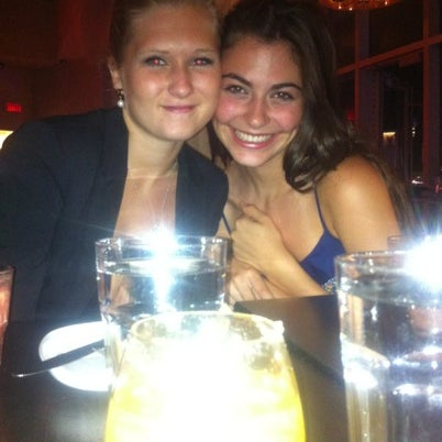 Photo taken at La Fontana Gelati Bar Lounge by Andrew J. on 8/9/2012