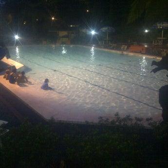 Photo taken at Pemandian Air Panas - Hotel Duta Wisata Guci by Irfan A. on 11/28/2011
