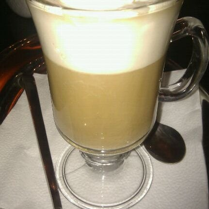 Photo taken at Choco Cafe by Brigitte B. on 1/27/2012