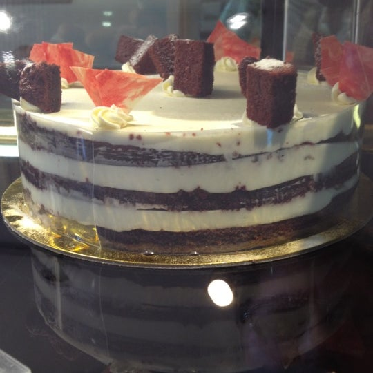 Photo taken at Cannelle Patisserie by Ken S. on 7/17/2012