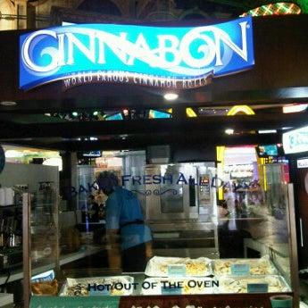 Photo taken at Cinnabon - Canal Walk by Ryan W. on 11/18/2011