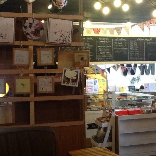 Photo taken at +Wondermilk by Angela O. on 5/3/2012