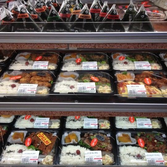 Photo taken at Marukai Market by Bill S. on 5/15/2012