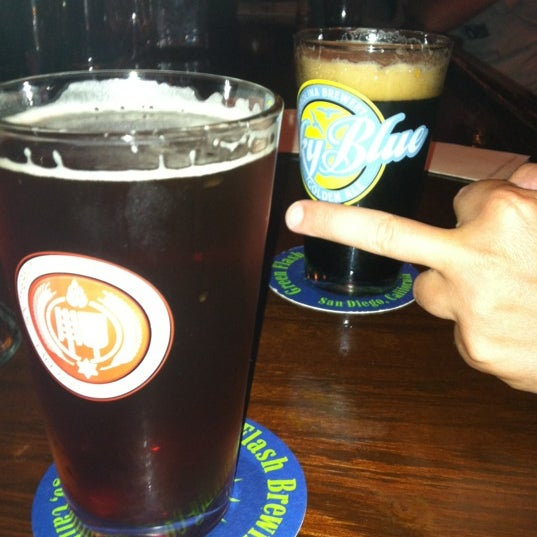 Photo taken at Oak Barrel Tavern by Andrew S. on 8/17/2012