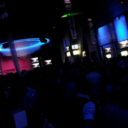 Photo taken at PNK Restaurant & Ultra Lounge by Joey S. on 7/28/2012