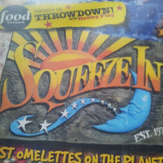 Photo taken at Squeeze In by Jeff B. on 2/18/2012