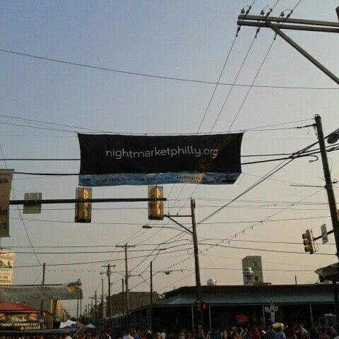Photo taken at Night Market Washington Avenue by Jenn L. on 6/28/2012