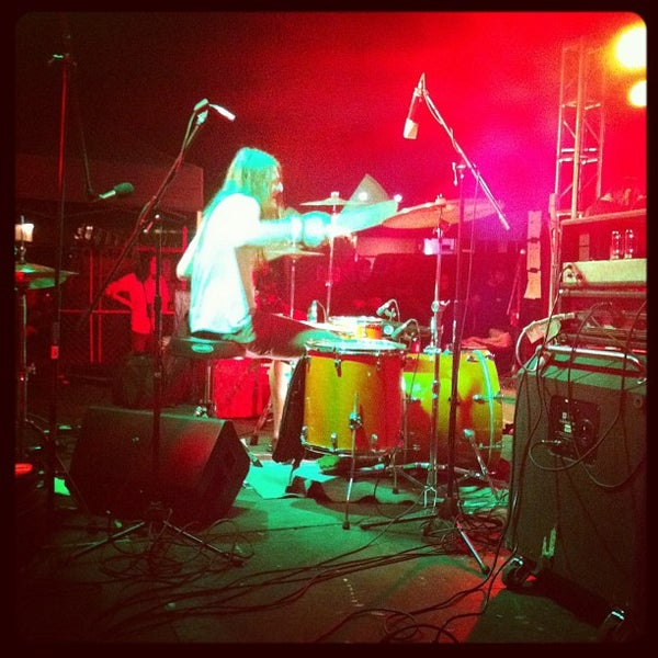 Photo taken at Yucca Tap Room by Patrick N. on 4/1/2012
