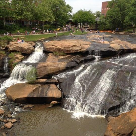Photo taken at Liberty Bridge by Phil Y. on 5/5/2012