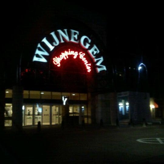Photo taken at Wijnegem Shopping Center by Ben V. on 4/2/2012