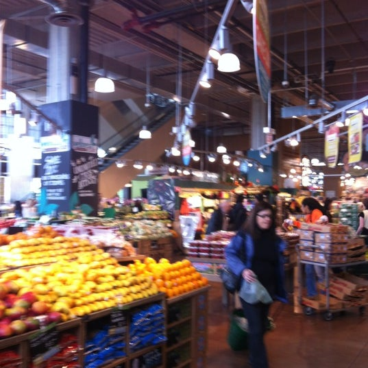 Photo taken at Whole Foods Market by Rebecca S. on 5/5/2012