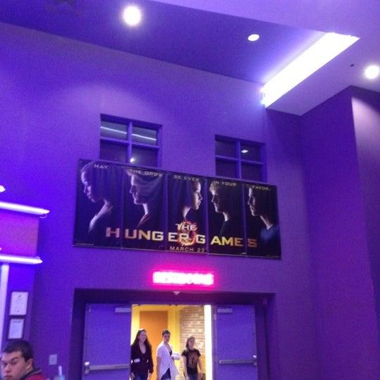 Photo taken at Regal Cinemas Green Hills 16 by Matt W. on 3/23/2012