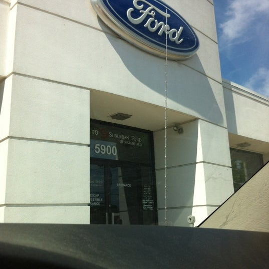 Suburban Ford Collision of Waterford (Now Closed ...