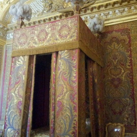 Chambre du roi historic site in ch teau - Cfa versailles cuisine ...