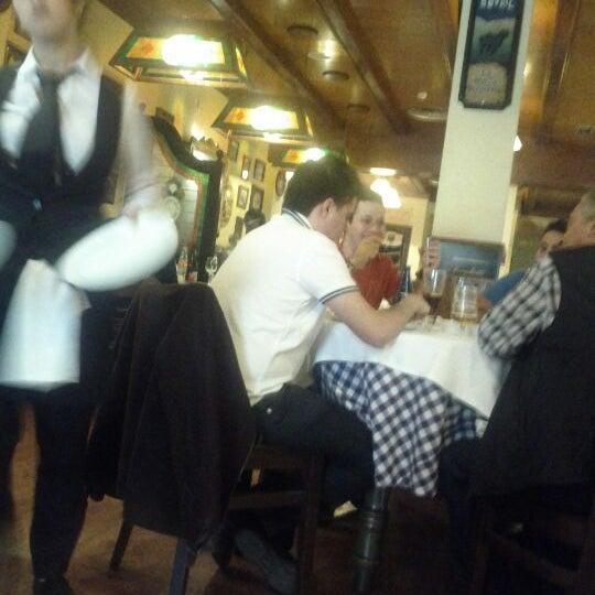 Photo taken at Pasta Nostra by Eduardo P. on 3/25/2012