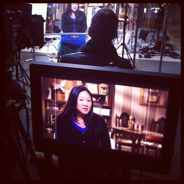 Photo taken at EUE/Screen Gems Studios by Paul S. on 4/7/2012