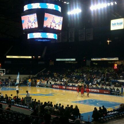 Photo taken at Allstate Arena by Omar O. on 6/2/2012