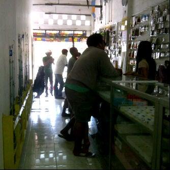 Photo taken at Pogot Pancing by Sanjaya on 4/7/2012