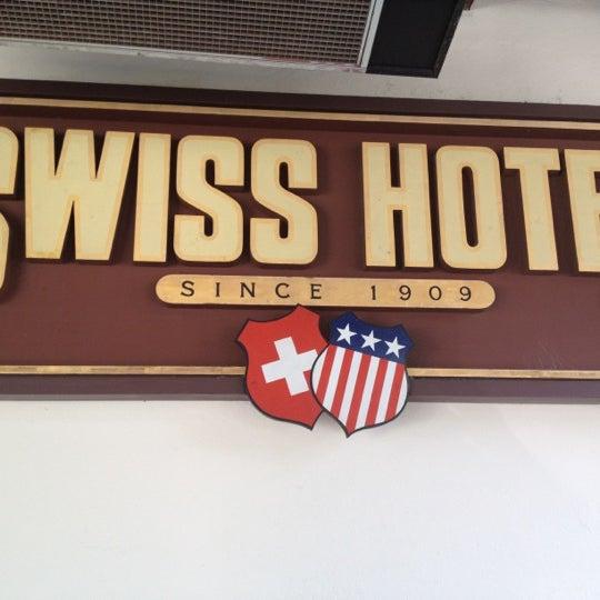 Photo taken at Swiss Hotel by DJ Dax on 5/15/2012