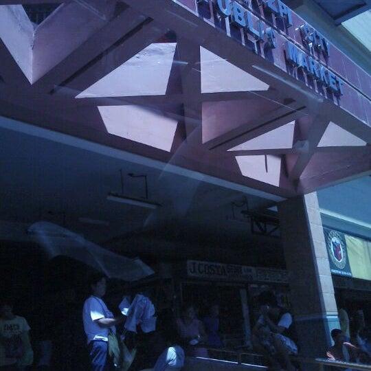 Photo taken at Legazpi Public Market by Shiel F. on 4/18/2012