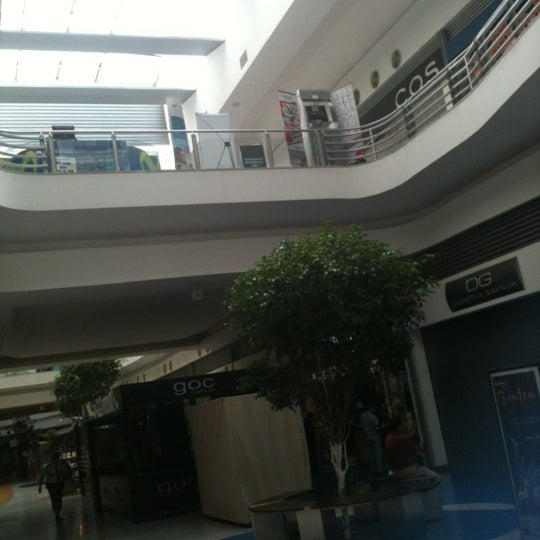 Photo taken at Centro Las Americas by Leslie L. on 7/6/2012