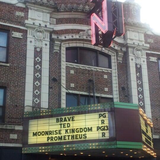 Photo taken at Logan Theatre by Pop Jay Z. on 7/28/2012