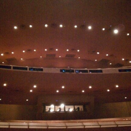 Photo taken at ASU Gammage by Christian D. on 3/30/2011