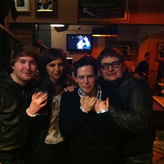 Das Foto wurde bei Spanky Van Dykes von Emma M. am 1/20/2011 aufgenommen