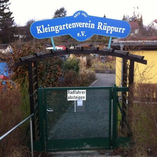 Kleingartenverein Ruppurr Garden In Karlsruhe