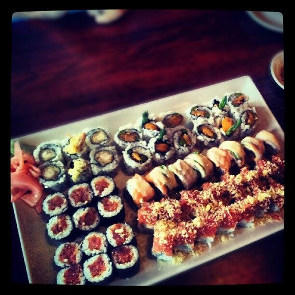 Samurai Sushi Restaurant Menu
