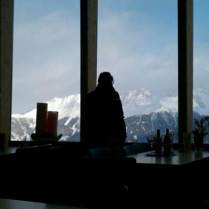 Das Foto wurde bei Panoramarestaurant Komperdell von Ada M. am 1/22/2012 aufgenommen