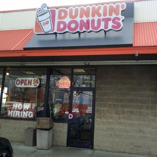 Dunkin Donuts Donut Shop