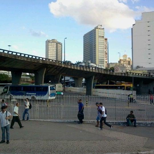 Photo taken at Terminal Rodoviário Governador Israel Pinheiro by Erwin O. on 1/25/2012