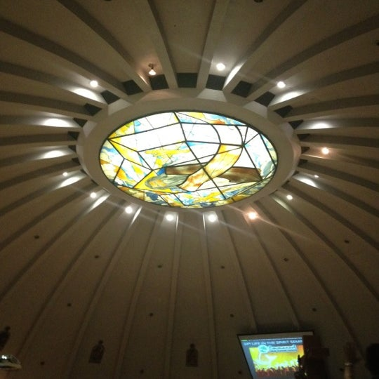 Photo taken at Sto. Niño de Paz Community Chapel by Francis C. on 7/17/2012