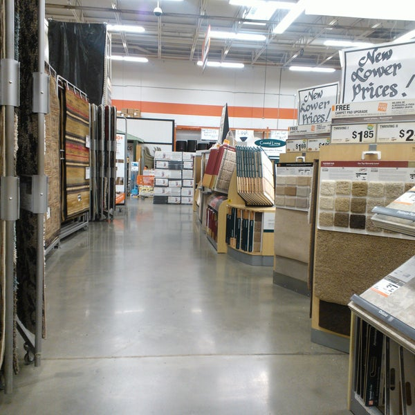 The Home Depot 2425 Thain Grade