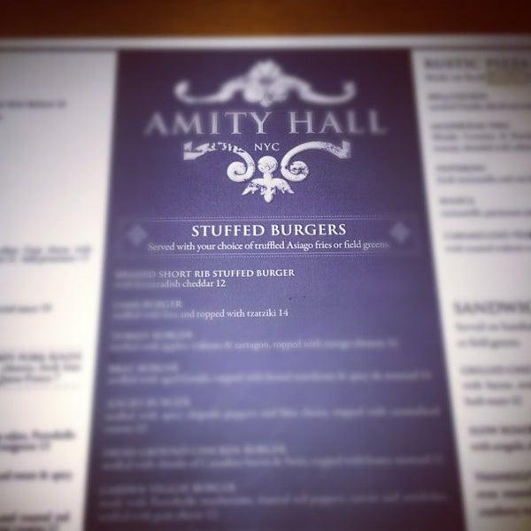 Photo taken at Amity Hall by Jason V. on 6/14/2012