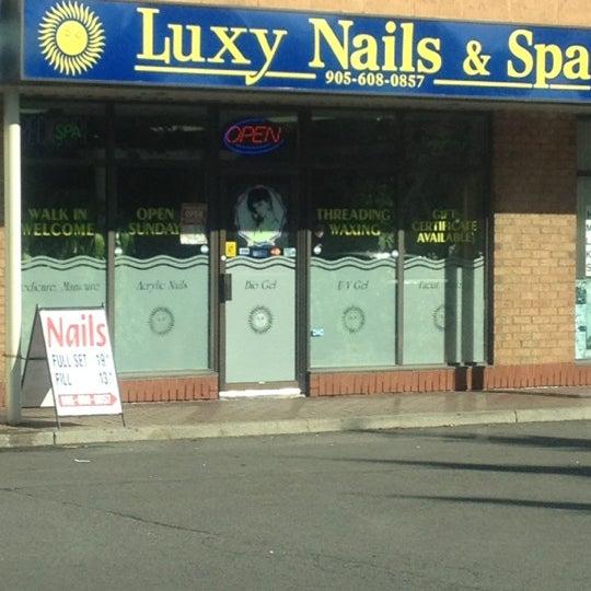 Luxy Nails & Spa - Nail Salon