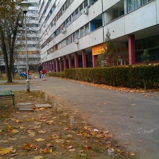 Photo taken at Blok 38 by Filip K. on 12/3/2011
