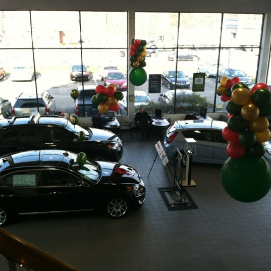 Photo Taken At Herb Chambers Hyundai Of Auburn By Tylden D. On 12/19