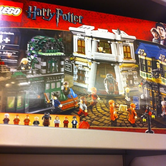 Photos at The LEGO Store - Toy / Game Store