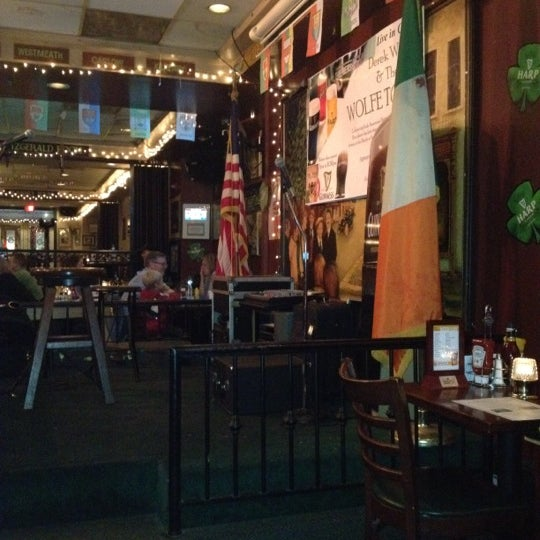Photo taken at Ireland's Own Pub by Andrea B. on 2/25/2012