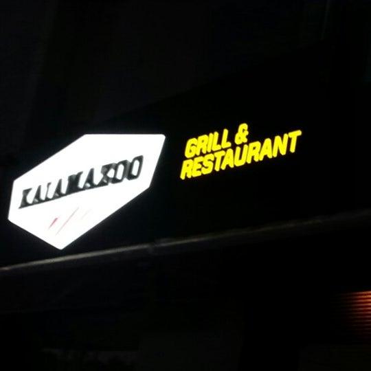 Photo taken at Kalamazoo Grill by Alaa T. on 7/8/2012