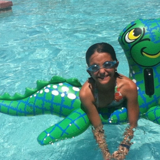 Photo taken at Legacy Golf Resort Poolside by Michelle A. on 7/18/2011