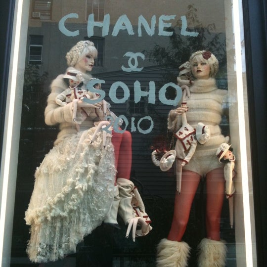 Photo taken at CHANEL by S on 1/15/2011
