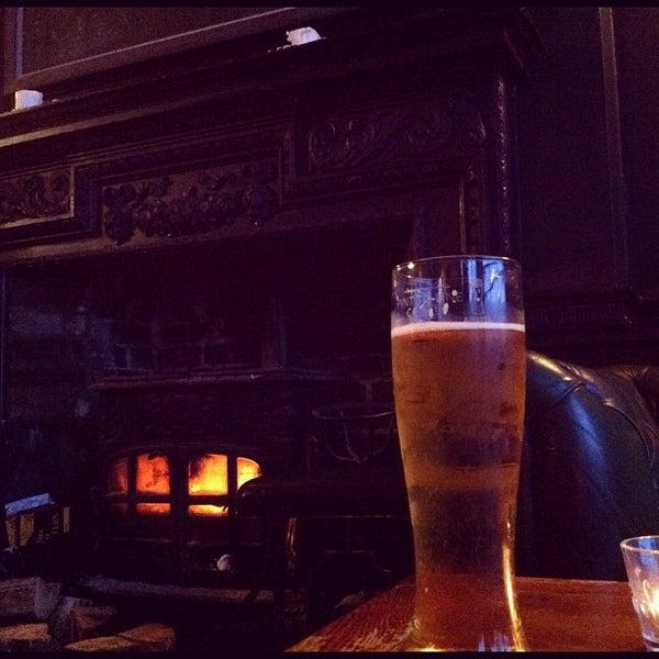 Photo taken at Trafalgar Tavern by Jonathan S. on 12/4/2011